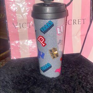 Pink to go mug